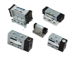 Air Pilot Valves Series